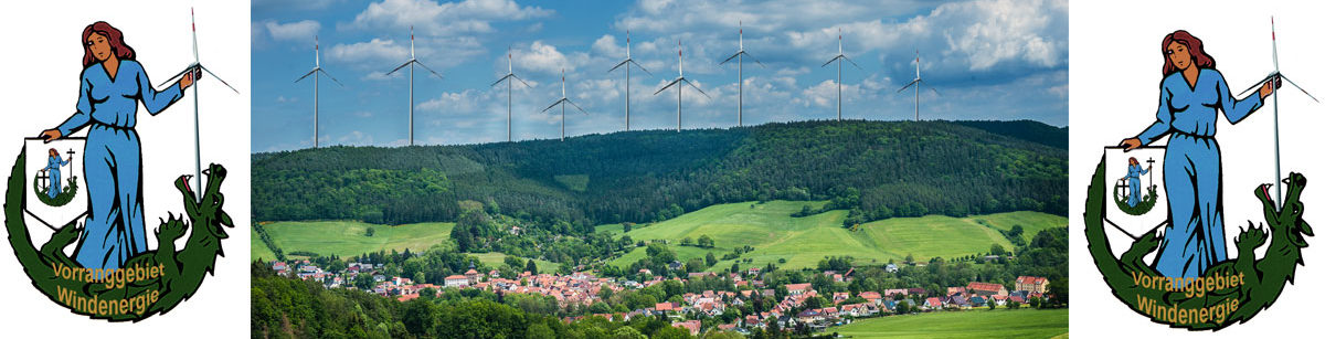 Bürgerinitiative gegen das Windkraftgebiet W-4 Stadtlengsfeld